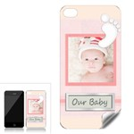 our baby - Apple iPhone 4 Skin
