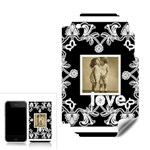 Art Nouveau Love iPhone 3 3GS Skin - Apple iPhone 3G 3GS Skin