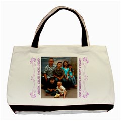 Nancygrandkidsbag By Donna   Basic Tote Bag (two Sides)   Kb9x3kugb3eg   Www Artscow Com Front