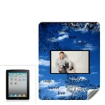 Fantasia Blue Sky Apple iPad Skin