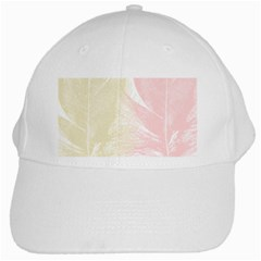 HATS - M3A White Cap by newm3astore