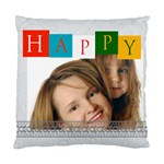 Happy time - Standard Cushion Case (Two Sides)