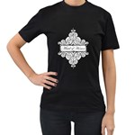 Maid of Honor Women s Black T-Shirt - Women s T-Shirt (Black)