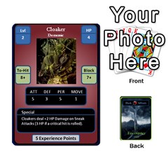 Green Da Encounter Cards By Dan Keltner   Playing Cards 54 Designs   Qddgtonq7wn8   Www Artscow Com Front - Diamond10