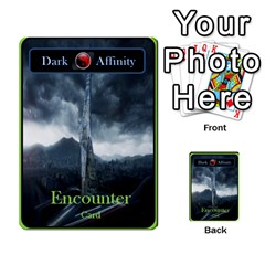 Green Da Encounter Cards By Dan Keltner   Playing Cards 54 Designs   Qddgtonq7wn8   Www Artscow Com Back