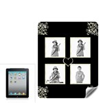Simple Quad Frame Apple iPad Skin