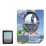 Beach Party Apple iPad Skin