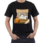 thanksgiving - Men s T-Shirt (Black)