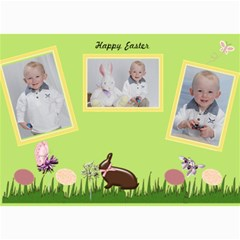 Easter Cards By Melinda Baughman   5  X 7  Photo Cards   Dgvlp9jzj7np   Www Artscow Com 7 x5 Photo Card - 5