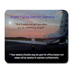 rfds - Large Mousepad