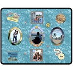 Vacation Medium Fleece Blanket - Fleece Blanket (Medium)