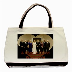 Father & Son Tote By Lisa Sturgis   Basic Tote Bag (two Sides)   Awdbrtoqwohb   Www Artscow Com Back