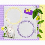 14x11 Easter Print Collage - Collage 11  x 14