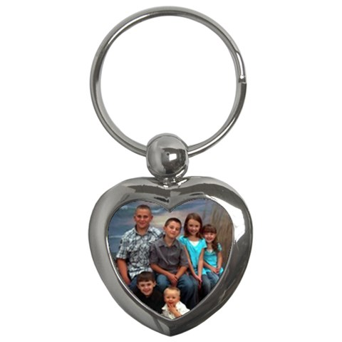Heart By Donna   Key Chain (heart)   6b2go7psslep   Www Artscow Com Front