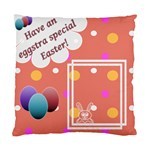 Eggstra special Easter cushion case - Cushion Case (Two Sides)