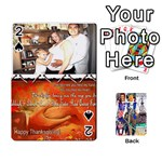 Ashleigh & Raul Quiroz Family s Cards - Playing Cards 54 Designs