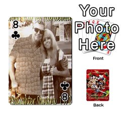 Stephen & Chase, Kiai , Hailly & Dianne Mckee Family s Cards By Pamela Sue Goforth   Playing Cards 54 Designs   Nfb9e3rbb6kv   Www Artscow Com Front - Club8
