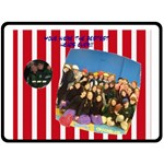 rumors blanket - Fleece Blanket (Large)