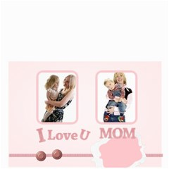 I Love You Mom By Joely   Bucket Bag   0obrw864skmf   Www Artscow Com Back