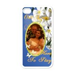 Our love is here to stay - Apple iPhone 4 Case (White)