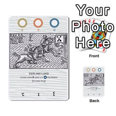 New World Colony By Todd Sanders   Multi Purpose Cards (rectangle)   Djfvei0qgd45   Www Artscow Com Front 7