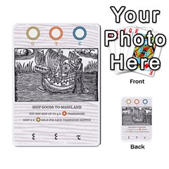 New World Colony By Todd Sanders   Multi Purpose Cards (rectangle)   Djfvei0qgd45   Www Artscow Com Front 15