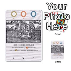 New World Colony By Todd Sanders   Multi Purpose Cards (rectangle)   Djfvei0qgd45   Www Artscow Com Front 20