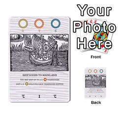 New World Colony By Todd Sanders   Multi Purpose Cards (rectangle)   Djfvei0qgd45   Www Artscow Com Front 21