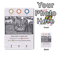 New World Colony By Todd Sanders   Multi Purpose Cards (rectangle)   Djfvei0qgd45   Www Artscow Com Front 22