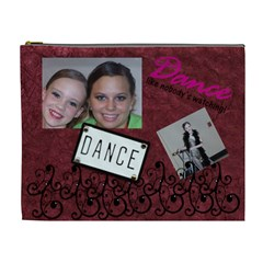 Dance Bag For Ko By Carman   Cosmetic Bag (xl)   M2p8odtuovlm   Www Artscow Com Front
