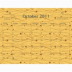 Mama 11 12 By Casey Hastings   Wall Calendar 11  X 8 5  (12 Months)   Rcicsjaz4pzy   Www Artscow Com Oct 2011