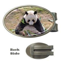 Big Panda Money Clip (oval) by dropshipcnnet