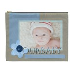 Our baby - Cosmetic Bag (XL)