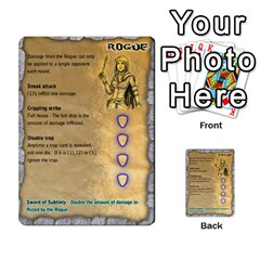 Delve Dice Advanced By Clay Blankenship   Multi Purpose Cards (rectangle)   8e93y1wp1i7j   Www Artscow Com Front 53