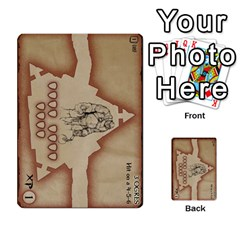 Delve Dice Advanced By Clay Blankenship   Multi Purpose Cards (rectangle)   8e93y1wp1i7j   Www Artscow Com Front 8