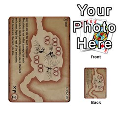 Delve Dice Advanced By Clay Blankenship   Multi Purpose Cards (rectangle)   8e93y1wp1i7j   Www Artscow Com Front 10