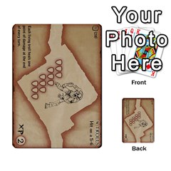 Delve Dice Advanced By Clay Blankenship   Multi Purpose Cards (rectangle)   8e93y1wp1i7j   Www Artscow Com Front 18