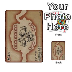Delve Dice Advanced By Clay Blankenship   Multi Purpose Cards (rectangle)   8e93y1wp1i7j   Www Artscow Com Front 21