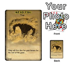 Delve Dice Advanced By Clay Blankenship   Multi Purpose Cards (rectangle)   8e93y1wp1i7j   Www Artscow Com Front 28