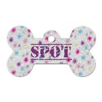 Spot the Dog Puppy Dog Tag - Dog Tag Bone (Two Sides)