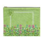 Eggzactly Spring XL Cosmetic Bag 1 - Cosmetic Bag (XL)