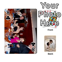 Kris And Kami s Wedding By Snackpackgu   Playing Cards 54 Designs   S7m25gbk2hns   Www Artscow Com Front - Club8
