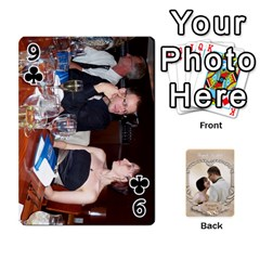 Kris And Kami s Wedding By Snackpackgu   Playing Cards 54 Designs   S7m25gbk2hns   Www Artscow Com Front - Club9
