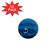 Water Drop 1  Mini Magnet (10 Pack)  by knknjkknjdd