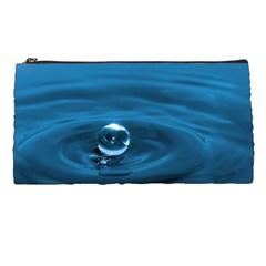 Water Drop Pencil Case by knknjkknjdd