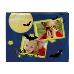 Trick Of Treat By Joely   Cosmetic Bag (xl)   U2qgsa3o309l   Www Artscow Com Back