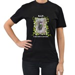 Mole Hunter - women s t-shirt - Women s T-Shirt (Black)