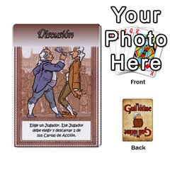 Guillotine (3) By Roi   Playing Cards 54 Designs   Qwulzoujopdb   Www Artscow Com Front - Spade3