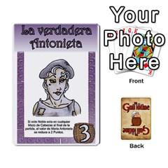 Jack Guillotine (3) By Roi   Playing Cards 54 Designs   Qwulzoujopdb   Www Artscow Com Front - ClubJ
