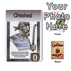 Guillotine (3) By Roi   Playing Cards 54 Designs   Qwulzoujopdb   Www Artscow Com Front - Joker1